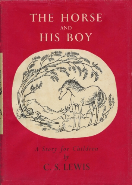 [The Horse and His Boy]